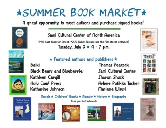 summer book market