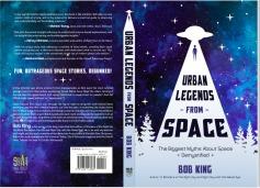 Urban Legends cover - Bob King